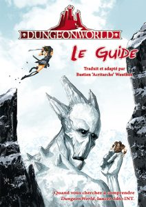 Couverture pour le Guide de Dungeon World