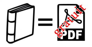 Un livre = un PDF